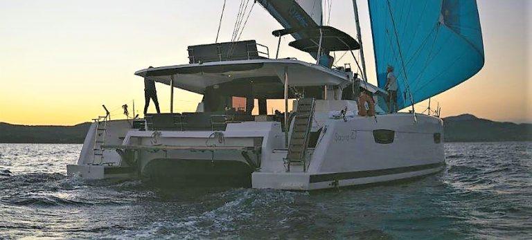 AQUA SPIRIT Catamaran