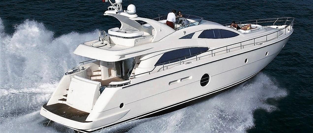 JULY Motor Yacht